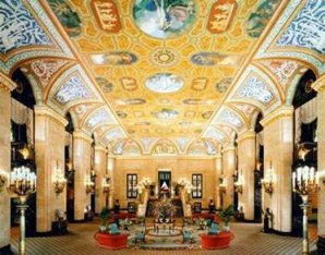 palmer house ceiling