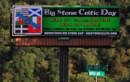 bsc billboard