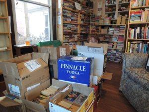 Spot the Bookseller