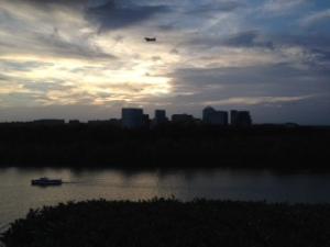 dc sunset