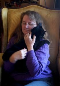 valkyttie cuddling