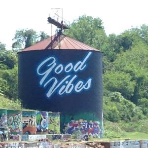 asheville river art
