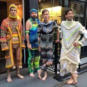 crochet guys