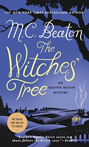 MC Beaton The Witches' Tree Book Jacket