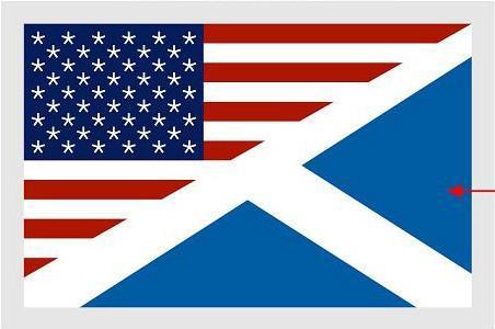 Scotland_American_flag