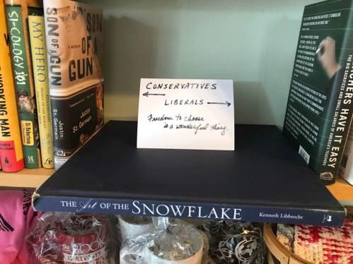 conservative liberal bookstore