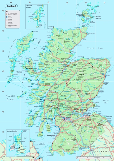 map-of-scotland