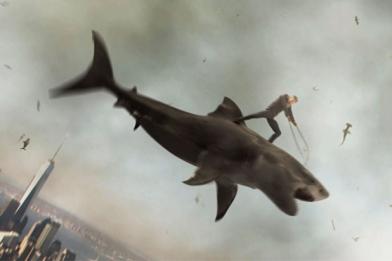 Sharknado-2-riding-shark